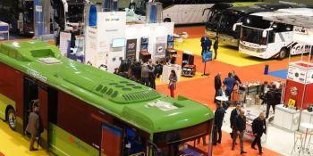 ExpoBus Iberia 2019, expositores, Feria del autobús, Silleda, Pontevedra,