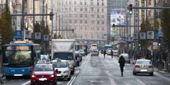 ATA, acceso, Gran Vía, Madrid, transportistas,
