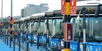 Alcalde, Madrid, huelgas, transporte, urbano,