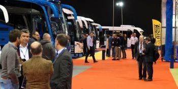 inauguración, feria, ExpoBus Iberia 2019, expositores,