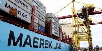 Maersk, navieras, contenedores, transporte marítimo,