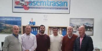 Fetransa, reunión, Santander, asociaciones, transportistas,