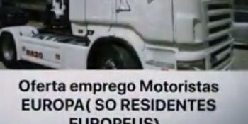 camioneros, portugueses, explotados, empresario,