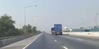 camioneros, comportamiento, niños, Tahilandia,
