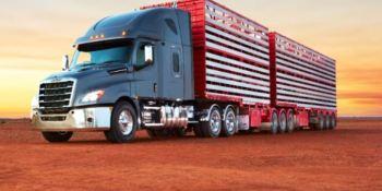 Freightliner Cascadia, Australia, Nueva Zelanda,