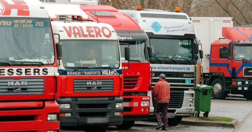 camioneros, Navidad, condiciones inhumanas, sociedad,