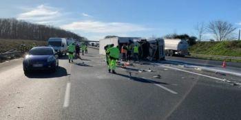 camionero, español, accidente A.10