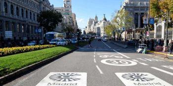 El sector del transporte se siente abandonado por el Ayuntamiento de Madrid
