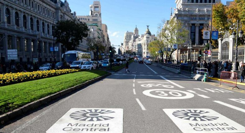 ATA muestra cautela ante la anulación de Madrid Central