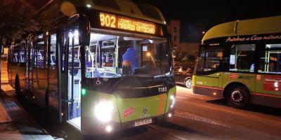 Comunidad de Madrid, autobuses, líneas, antiacoso,