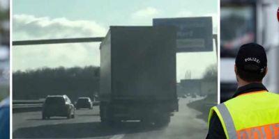 camionero, ebrio, multas, conducir,
