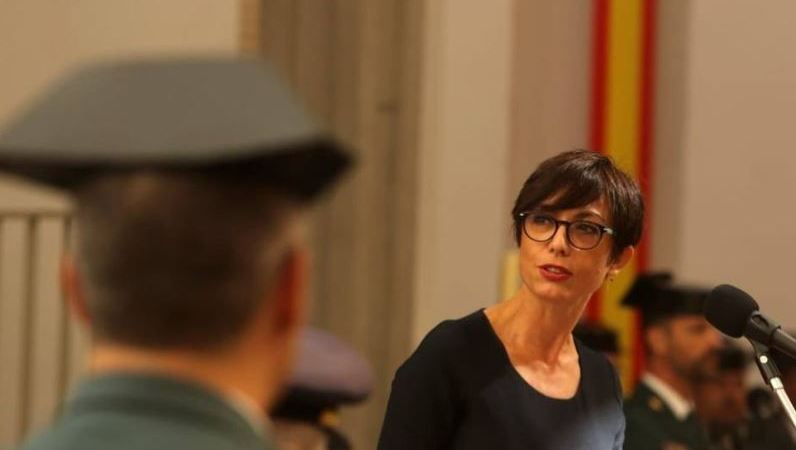 Maria Gámez, Consejo de Ministros, Directora Guardia Civil,