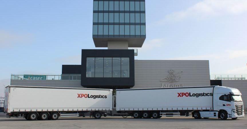 XPO Logistics, presentación, circuito del Jarama,