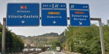 Diputación, Guipuzcoa, peajes, camiones, A-636