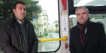 autobuses, Badajoz, pictogramas, indicaciones, personas, autismo,