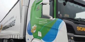 Transportes, Central Pombalense, elige, Scania, transición, GNL,