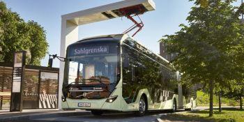 Volvo, autobuses, Suecia, ABB,