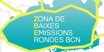 transportistas, catalanes, rechazan, zona, bajas, emisiones, Barcelona,
