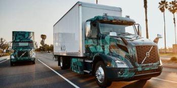 volvo trucks, Norteamérica, camiones, eléctricos,