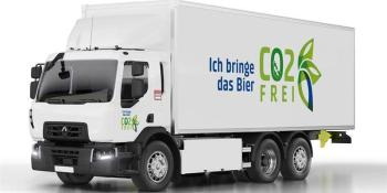 Renault, camiones eléctricos, Grupo Carlsberg