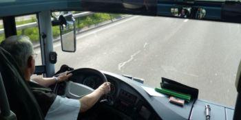 conductores, autobuses, opinión y debate, colaboradores, El camionero en ruta,