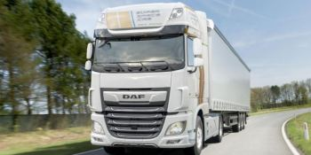 DAF Trucks, XF Super Space Cab,