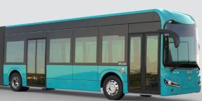 Irizar e-mobility, autobuses 18 metros, Alemania,