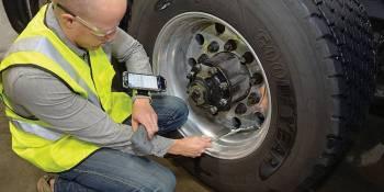 Goodyear, monitoreo, neumáticos, camiones,