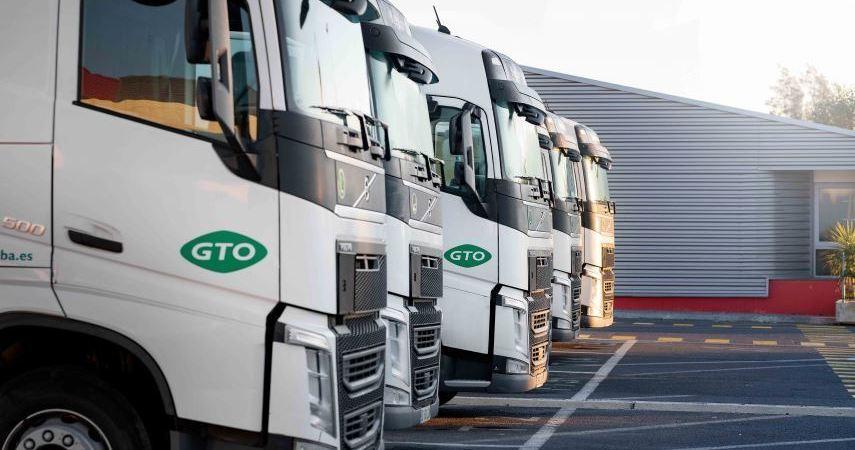Grupo Transonuba, renueva, flota, camiones, Volvo,