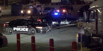 vigilante seguridad, suicida, disparo, camionero,