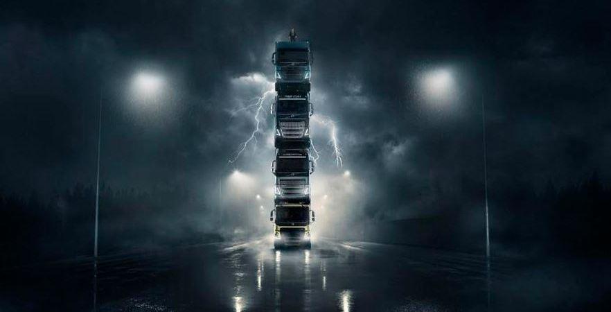 Volvo, presentación, vídeo, nuevos camiones,