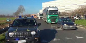 Italia, Austria, levantan, restricciones, circulación, camiones,