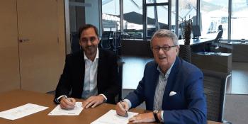 firma, acuerdo, Irizar, Scania, colaboración,