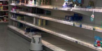 Alemania, compra, irracional, papel higiénico, vídeos,