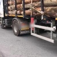 Detenido un camionero por la manipulación del tacógrafo tras ser auxiliado