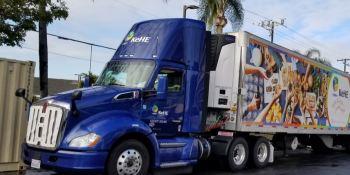 KeHE Distributors, EE.UU, bio-GNV, camiones,