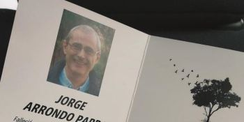 fallece, Jorge Arrondo Pardo, formador, transporte, CAP,