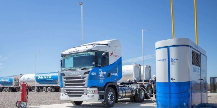 Argentina, proyecta, corredor, camiones, reemplace, diesel, GNV,