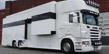Scania, autocaravana, dejará, indiferente,