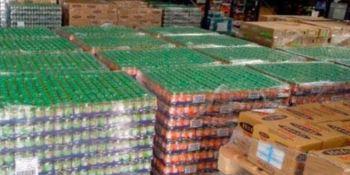 Hero España, dona 60 toneladas, alimentos, colectivos,