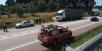 localizado, sin, vida, camionero, portugués, desaparecido, ayer,