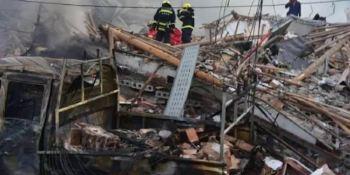 10 muertos, heridos, explosión, camión, cargado, combustible, China,