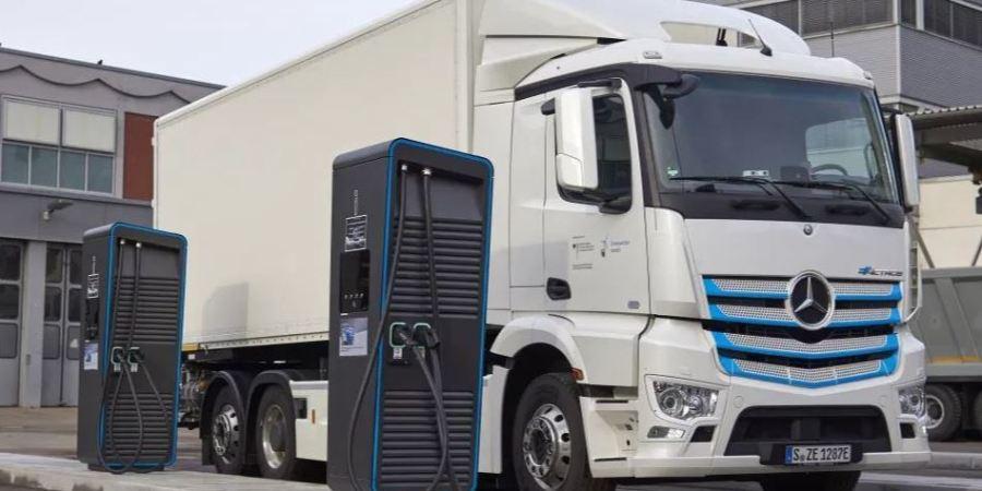 camiones, eléctricos, más baratos, combustión,