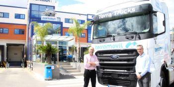 Disfrimur, prueba, primer camión, Ford, Región de Murcia.