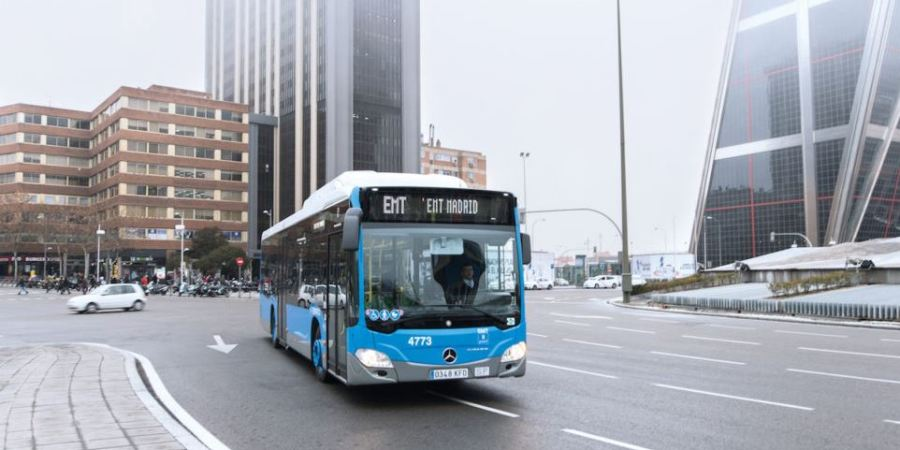 La EMT Madrid contratará 250 nuevos conductores y Fenadismer impartirá el curso preparatorio