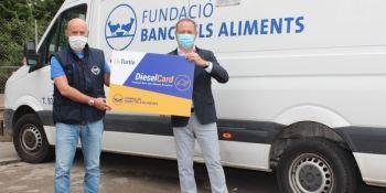 OnTurtle, dona, euros, banco de alimentos, Barcelona, campaña,