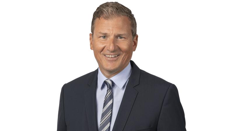 Robert Erni nuevo director financiero Dachser