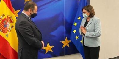 Ábalos pide que el Plan de Recuperacion europeo incluya al transporte