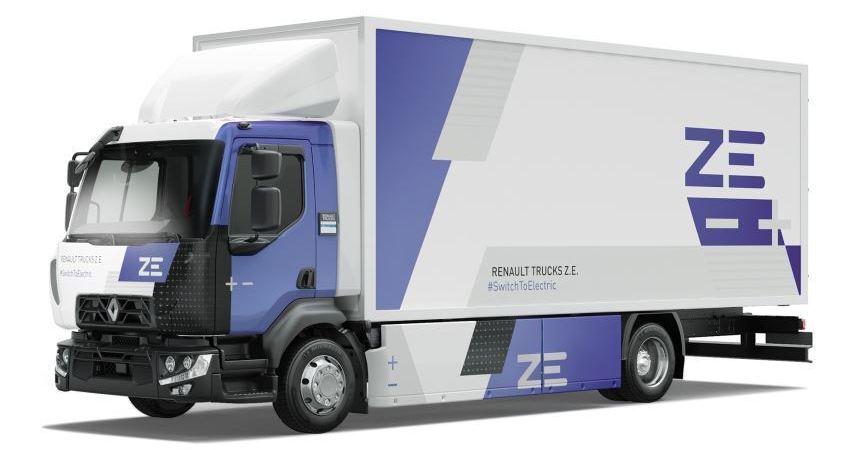 El Grupo Delanchy cofirma su compromiso con la movilidad eléctrica con Renault Trucks