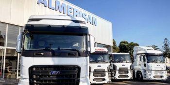 El nuevo concesionario de Ford Trucks en Almería